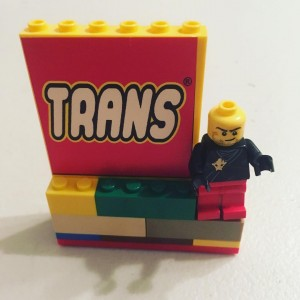 Trans Lego Logo