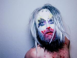 Zombie DragPerformer: Pluto Savage